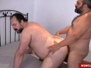 Spanish Bears Threesome