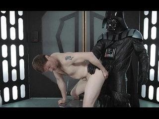 Vader fucks Dennis in the ass so hard