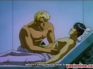 hentai gay threesome