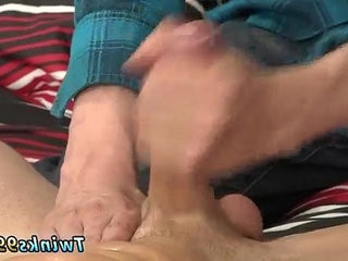 Homemade porn straight guy blown Naked lad James is vulnerable