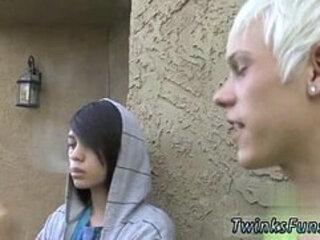 Cute teen boys having anal gay sex In a freaky desire Ashton Cody is