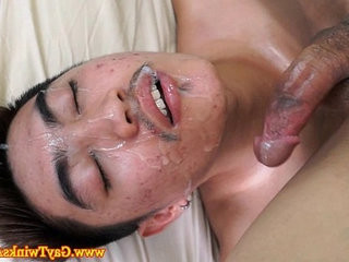 Nepali twink riding indonesian guys dick