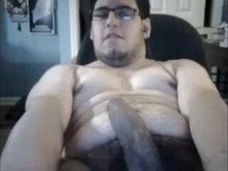 Cute chubby uncut!