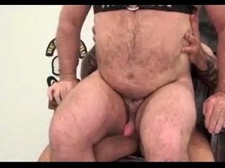 Biker Bears Free Gay HD Porn Video