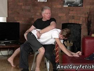 German porn trailer Spanking The Schoolboy Jacob Daniels