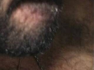 Bareback hairy