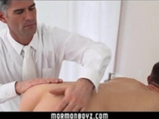 MormonBoyz Perfect Teen Gets A Creampie