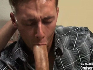 Two College Buddies Blow and Butt Fuck!