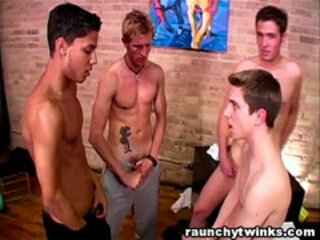 College Boys Gangbang Gay Twink