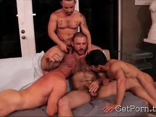 4 man for a group sex