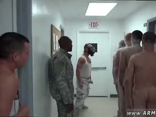 Thai army boys in nude gay xxx The Hazing, The Showering and The