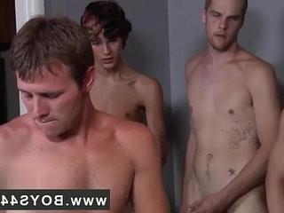 White gay men black gay men pron live For red hot dude Landon nothing