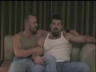 Two Hot Ass Bears Fuck
