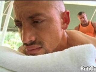 Rubgay Foreign Ass Massage