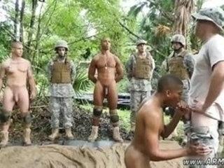 Naked black men getting blow jobs gay Jungle pound fest