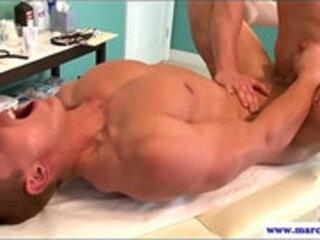 Straight jock tight butt screwed