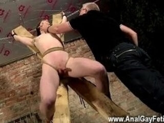 Twink movie Another Sensitive Cock Drained